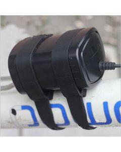 .4V 8000mah 6 x 18650 wodoodporny baterii litowo-jonowy regulowane akumulator 18650 zestaw dla Led rower światła idealna reflektora