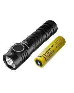 Nitecore E4K 4 x CREE XP-L2 V6 LED 4400 Lumens 21700 Latarka baterii