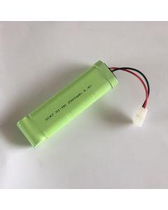 Ni-MH 8.4V SC *7 2500mAh RC White Plug Akumulator