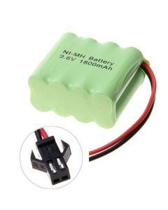 Ni-MH AA sm plug 9.6V 1800mAh Akumulator