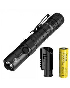Nitecore MH12 V2 CREE XP-L2 V6 LED 1200 Lumens 21700 Latarka baterii