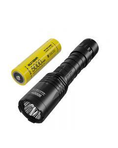 NITECORE i4000R 4 x CREE XP-L2 V6 Diody LED 4400 Lumens 21700 Latarka baterii