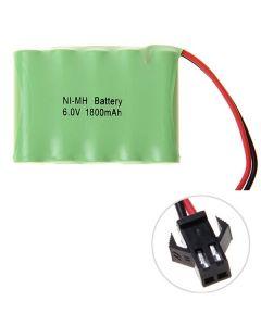 Ni-MH AA 1800mAh 6V Duży akumulator SM