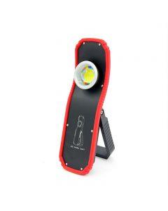 60W przenośna latarka USB akumulator LED praca światło magnetyczne COB wiszący hak lampa na zewnątrz światło kempingowe