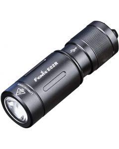 Fenix E02R Cree XP-G2 S3 biała dioda LED 200 lumenów LATARKA USB do ładowania kluczy