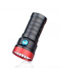 Sky Ray S 8 18T6 18xCree XM-L T6 15000-Lumen USB Latarka LED
