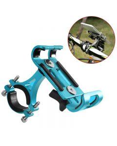 Stop aluminium uchwyt na telefon komórkowy stoi na rowerze motocykl metal górski rower szosowy uchwyt na telefon