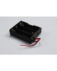 DIY akumulator do baterii 3 * 18650