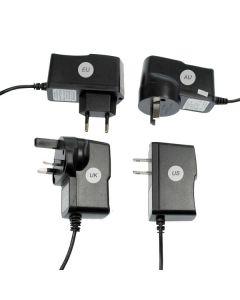 .4V ładowarka akumulator litowo-jonowy do 1000mA w 100 wejście rowerów światło ~ 240V AC garnitur dla wordwide