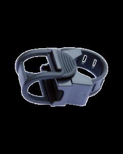Nitecore BM02 regulowane rowerów Bike uchwyt z gumy obejmy do 22 ~ 28mm latarka SRT7 MH25 MT26 EC25 latarki