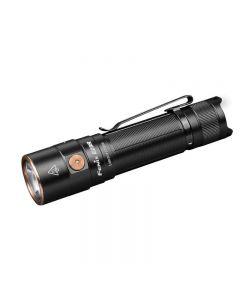 Fenix E28R Luminus SST40 chłodna biała dioda LED 1500 lumenów 200 metrów USB typu C latarka do ładowania