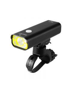 Gaciron V9c-800 Rower przednia lampa usb ładowalna lampa rowerowa latarka