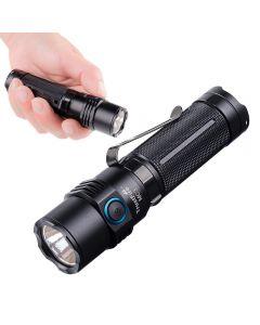TrustFire MC3 CREE XHP50 2500 Lumens Latarka LED USB Magnetyczna palnik ładujący 21700 Akumulator światło IP68 Wodoodporne lampy edc lampy ręczne lampy robocze