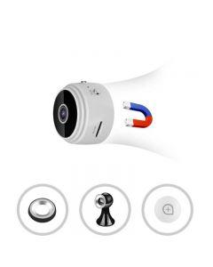 A9 DV WiFi Mini Camera 80P HD Motion Detection / IR Night Vision 150 stopni Szerokokątna kamera głosowa