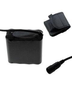 Śruby stałe interfejs.4V 8 x 18650 17600mAh rowerów lekka bateria dla rowerów reflektorów LED